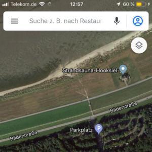 FKK Strand in Hooksiel