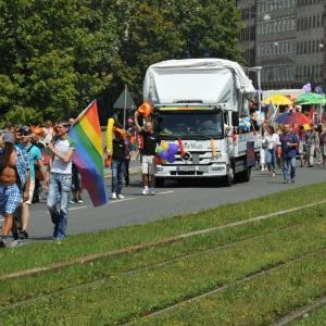 CSD Demo Nürnberg