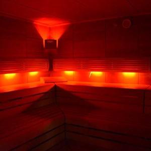 Aquarium-Sauna